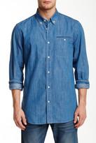 Wesc Saymon Long Sleeve Relaxed Fit Shirt