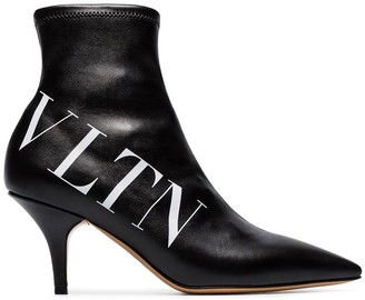 Valentino VLTN 70 leather boots