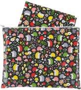 SugarBooger by O.R.E. Jumbo Floor Splat Mat - Ladybug