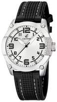 Calypso Women's K5205/1 Correa Deportivo Dial Black Strap Watch