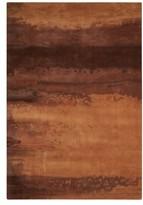 Calvin Klein Luster Wash Wool Area Rug