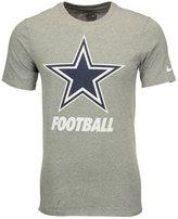 Nike Men's Dallas Cowboys Facility T-Shirt