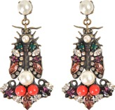 Anton Heunis Bug Chandelier Earrings