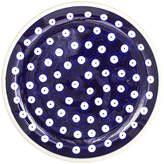 Bunzlau Castle - Cake Plate - Blue Eyes