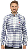 U.S. Polo Assn. Plaid Oxford Woven Shirt