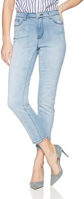 Tribal Women's 5 Pocket Soft Touch Ankle Jegging