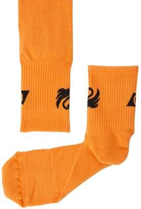 Off-White Off White Swan socks