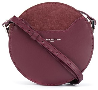 Lancaster Circular Cross Body Bag