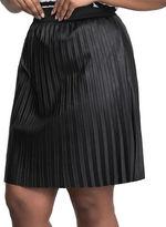 Carmakoma Plus Plus Pilea Knife Pleat Skirt