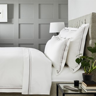 The White Company Cavendish 800 Thread Count Egyptian Cotton Flat Sheet