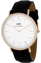 Daniel Wellington Classic Sheffield Collection 0107DW Men's Analog Watch