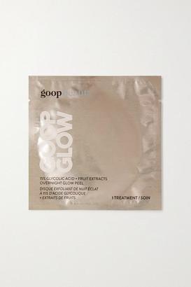 Goop Goopglow 15% Glycolic Acid Overnight Glow Peel X 12