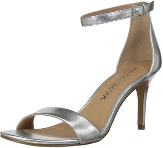 206 Collective Amazon Brand Women's Anamarie Stiletto Heel Dress Sandal-High Heeled