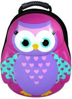 NEW Travel Pals Hardcase Backpack: Owl