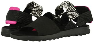 Sesto Meucci Tyah (Black Nabuk CO1) Women's Shoes