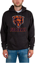 Junk Food Clothing Men's Chicago Bears Wing T Formation Hoodie