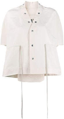 Rick Owens Button-Up Jacket