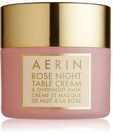 Estee Lauder Rose Night Table Cream & Overnight Mask, 1.7 oz.