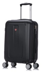 "Dukap Crypto 20"" Lightweight Hardside Spinner Carry-On Luggage"