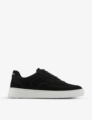 Filling Pieces Mondo 2.0 leather low-top trainers