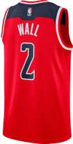 Nike Men's Washington Wizards NBA John Wall Icon Edition Connected Jersey