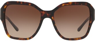 Tory Burch Oversized Sunglasses