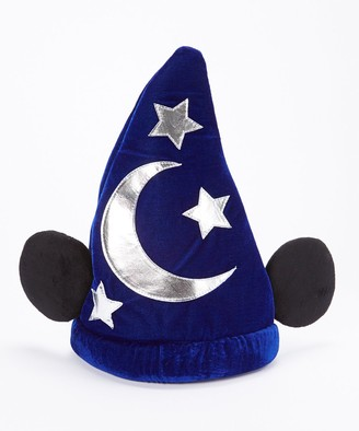 Elope Masks and Headgear Blue - Mickey Mouse Wizard Dress-Up Hat