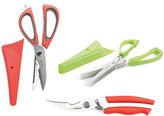 Mastrad Set of 3 Kitchen Scissors