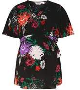 Dorothy Perkins Womens **Maternity Floral Cluster T-Shirt- Multi