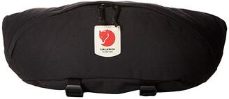 Fjallraven Ulvo Hip Pack Large (Black) Handbags