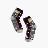 Madewell Spring Geometric Ankle Socks