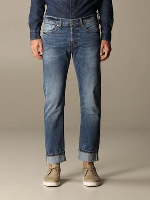 Tela Genova Canvas Genova Jeans In Used Denim
