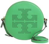 Tory Burch Perforated Logo Crossbody Bag