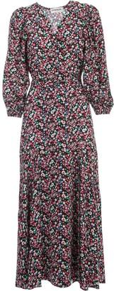 Essentiel Antwerp Vip Long Wrap Dress L/s