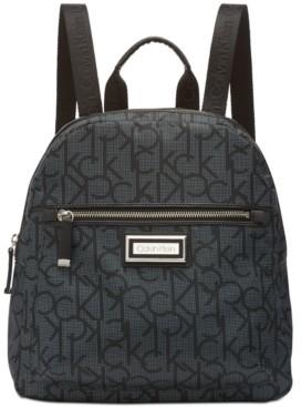 Calvin Klein Signature Belfast Nylon Backpack
