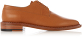 Robert Clergerie Joc leather lace-up shoes