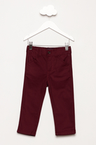 Andy & Evan Maroon Twill Pants