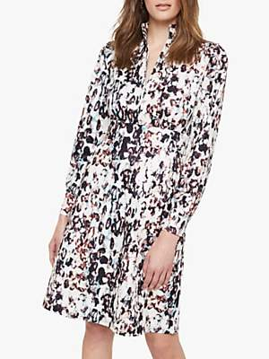 Damsel in a Dress Alcee Animal Print Dress, Multi