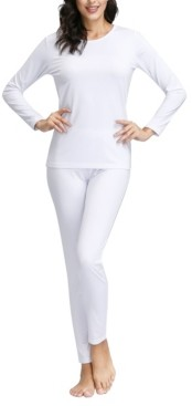 Degrees Of Comfort Women's Plus Size Top and Legging Set