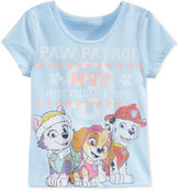 Nickelodeon Nickelodeon's Paw Patrol Graphic-Print T-Shirt, Little Girls (2-6X)