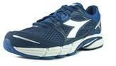 Diadora M.shindano 4 Men Round Toe Synthetic Blue Running Shoe.