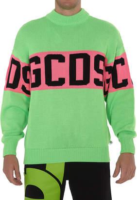 GCDS Logo Pullover