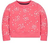 Mothercare Girl's Star Sweatshirt