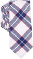 Original Penguin Men's Barlow Check Slim Tie