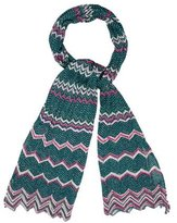 Missoni Multicolor Patterned Scarf w/ Tags