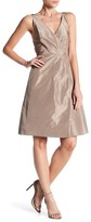 J.Crew J. Crew Ruthie Taffeta Silk Dress