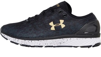 Under Armour Womens Charged Bandit 3 Ombre Neutral Running Shoes Black