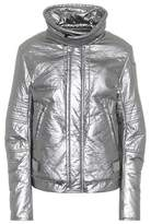 Helmut Lang 1999 Astro faux-leather moto jacket