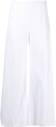 Faithfull The Brand High-Waisted Palazzo Trousers