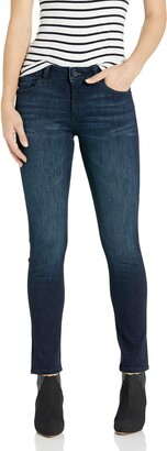 DL1961 Women's Angel Ankle Mid Rise Cigarette Fit Jean